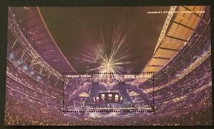Ireland 2020 - U2, Wembley 2009 S/S MNH