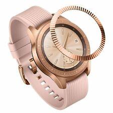 Samsung Galaxy Watch 46/42mm Gear S3 Bisel Anillo Funda Anti-rasguños Proteccion