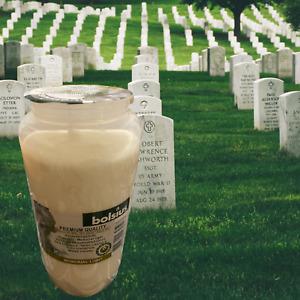 Bolsius Premium Quality Memorial Candle