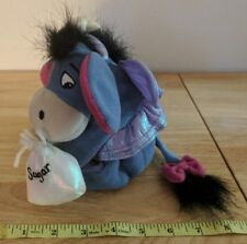 Disney Winnie The Pooh Eeyore the Donkey as Sugar Plum Fairy Beanie Plush