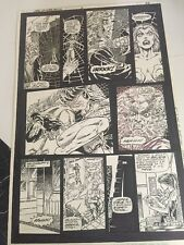 Original Comic Art Lords of the Ultra-Realm . # 2 Page 23