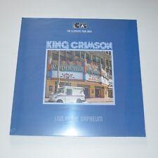 KING CRIMSON - LIVE AT THE ORPHEUM 2014 - LTD. EDITION LP NEW & SEALED