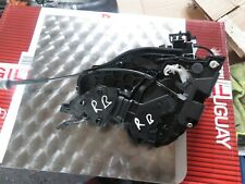 VOLVO S40 V50 DRIVER SIDE REAR DOOR LOCK O/S/R LATCH MECHANISM 2004-2011 TESTED