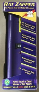 Rat Zapper Classic RZC001 Electric Rodent Control Trap