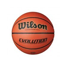 Wilson Evolution Indoor Game Basketball, Official (29.5) New