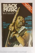 Black Music Northern Soul Magazine April 1975 Vol. 2 / Issue 17