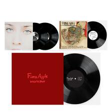 Fiona Apple Collectors Bundle Tidal Idler Wheel When The Pawn 4LP Vinyl LP Set