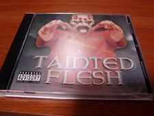 Killa C Tainted Flesh CD & DVD FREE S&H ICP Twiztid Tech N9ne PDM