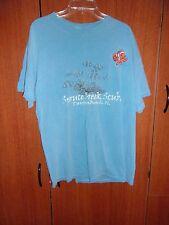 Spruce Creek Scuba T-shirt w/ Fish Sz XL Adult Chest 50 Length 30 inches