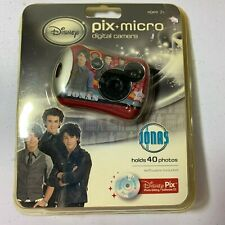 Disney's Jonas Brothers Pix Micro Diital Mini Camera