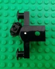 *NEW* Lego Black Train Buffers Enclosed Magnet for Trains Rail Settings x 1