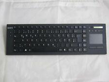 Sony Wireless Tastatur VGP-WKB9DE Keyboard 148097721 (DE) Deutsch Schwarz - Neu