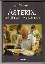 Asterix die Fröhliche Wissenschaft 1 Auflage Hardcover-Paperback in Z 0-1 !!!