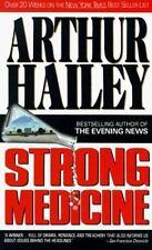 Strong Medicine Hailey, Arthur Mass Market Paperback