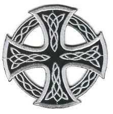 Aufnäher Keltenkreuz Patch Celtic Gothic
