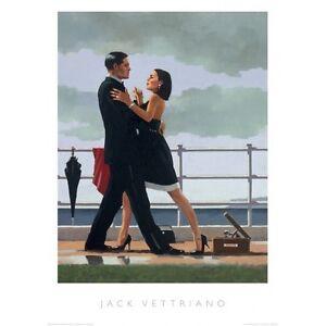 "Jack Vettriano ""Anniversary Waltz"" Quality Print"