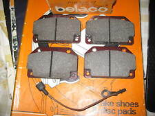 BENDIX FRONT BRAKE PADS - FITS: CHRYSLER HORIZON & SIMCA 1100 VAN & MATRA RANCHO