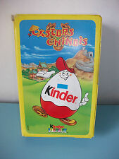 16.5.15.14 Coffret Kinder collection Castors Chinois valisette