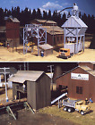 Walthers # 3144 Sawmill Outbuildings Kit  HO MIB