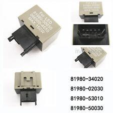 8-Pin LED Flasher Relay Fix For Lexus Toyota Scion LED Turn Signal Light Bulbs #
