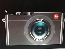Leica D-LUX 4 10.1MP Digital Camera - Black.  Brand New. Never Used.