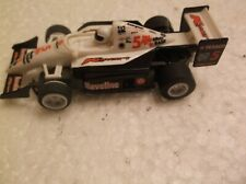 tyco slot car f-1 indy # 5 k-mart havoline, 440x2 chassis,ho 1/64 scale nice!!