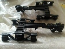 Pair Of Archbar Trucks With Aristocraft Knuckle Couplers