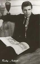 TV & Film, Autogrammkarte, RICKY NELSON
