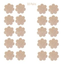 10Pairs Nipple Covers Sexy Breast Pasties Stick on Bra Petal Tops Disposable WA