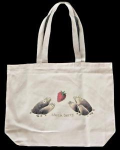 Job Lot 16 x Simon Drew Dartmouth Reuseable Tote Canvas Bags Chuck Berry Design