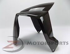 2008-2011 KTM 690 Duke Front Fender Mud Guard Fairing Cowl 100% Carbon Fiber