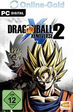 Dragon Ball Xenoverse 2 II - Steam Digital Download Code - PC GAME Key DBX DE/EU