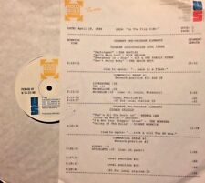 RADIO SHOW:4/18/88 FLIP SIDES! COASTERS, ELVIS, GUESS WHO, BEATLES, SLY, MONKEES