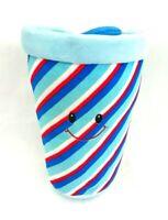 Target Multicoloured Striped Ice Cream Soft Food Plush Toy