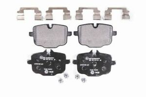 Hella Pagid Rear Brake Pads fits BMW 5 Series F10 M5 M5Competition