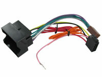 Quadlock to ISO Car Stereo Radio Iso Harness for Vauxhall CD Stereo Adaptor Lead
