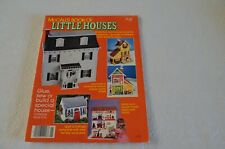 McCall's Book Of Little Doll Houses Victorian Cottage Colonial Pattern Book