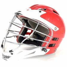 Cascade Cpx Lacrosse Helmet Red White Adult Cxc Wsw W Clean B07