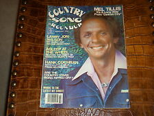 COUNTRY SONG ROUNDUP MAGAZINE FEBRUARY 1979