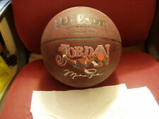 Michael Jordan 1990's Basketball. In nice condition. Holds Air. Nice