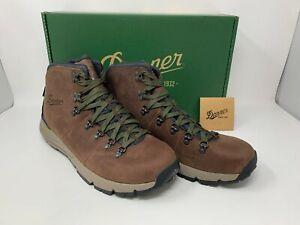 Danner Men's Mountain 600 Style #62272   Walnut/Green Full Grain