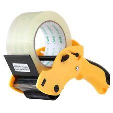 Packing Tape Gun Machine Shipping Grip Sealing Roll Cutter Packer