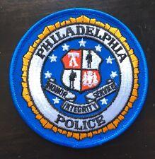 Vintage Philadelphia Pennsylvania Police Shoulder Patch Flash USA United States