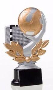 Handball-Pokal (Resin-Figur) mit Wunschgravur (39186)