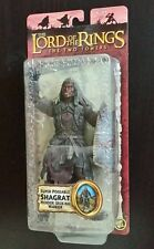 Lord of the Rings / Two Towers SUPER POSEABLE SHAGRAT Mordor Uruk-Hai Figure