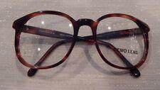 Vintage Parade Eyewear #1012 Demi Amber 54/21 P3 Eyeglass Frame NOS
