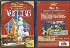 DVD - WALT DISNEY : LES ARISTOCHATS / COMME NEUF - LIKE NEW