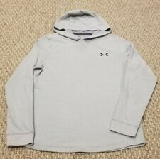 Under Armour Coldgear Adult Small Long Sleeve Gray Shirt