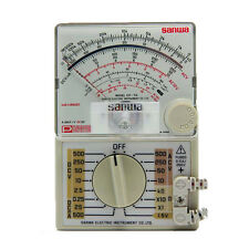 SANWA CP7D Analog Multitesters/Slim compact AMT multimeter