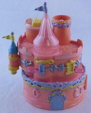 Trendmasters Starcastle Beauty Jewelry Pink Glitter Castle Playset Polly Pocket